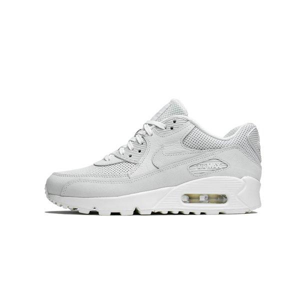 Nike Womens Nike Air Max 90 Pinnacle Light Bone White 839612 005