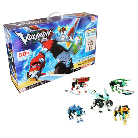 2007 Exclusive Action Figure (Voltron Hyperphase 5-Piece Action Figure Gift Set (SDCC'18 Exclusive) )