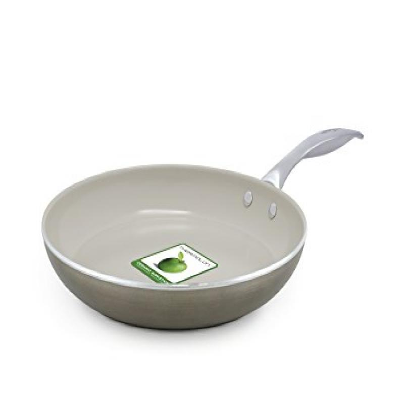 GreenPan Trisha Yearwood Royal Precious Metals 10 Inch No...
