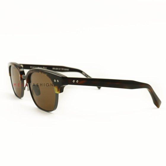 ebdfbcbb7e77 Dita - Dita Oval Sunglasses DRX-2051 Statesman Two E-T-TRT-GUN ...
