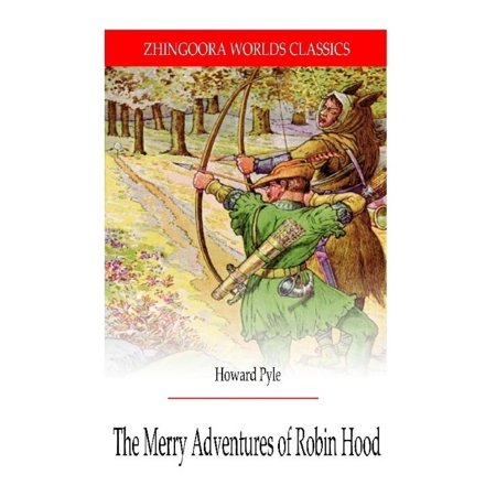 The Merry Adventures of Robin hood - image 1 of 1