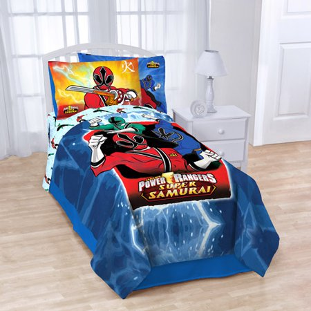 Power Rangers Blanket Walmart Com