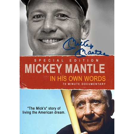 Issue Mickey Mantle - Mickey Mantle: Own Words