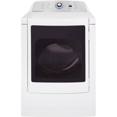 Frigidaire Fare4044m Affinity High Efficiency Electric Dryer With Glass Door And
