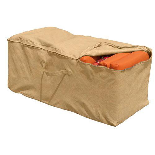 Freeport Park Aadhya Cushion Storage Bag Cover