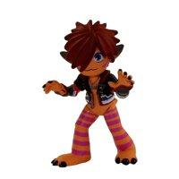 Funko Mystery Minis Vinyl Figure - Kingdom Hearts S2 - SORA (Orange - Monster's Inc)(3 inch)