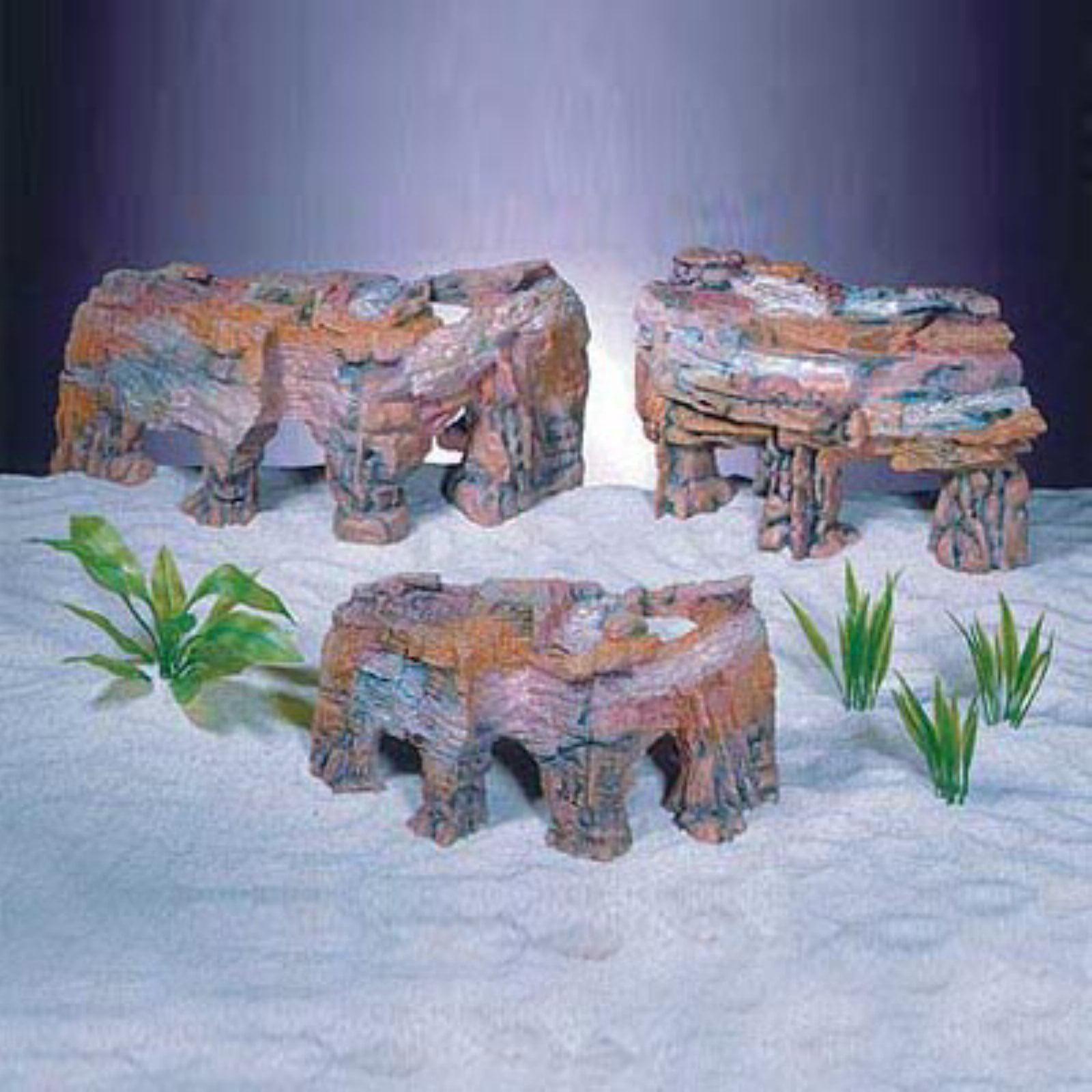 Penn Plax Rock Grotto Aquarium Ornament