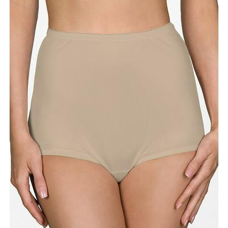 Shadowline 17042 Pants & Daywear Nylon Classic Brief Panty
