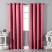 on thermal boom curtain fashion home sales decor blackout s grom grommet pink shop best curtains light