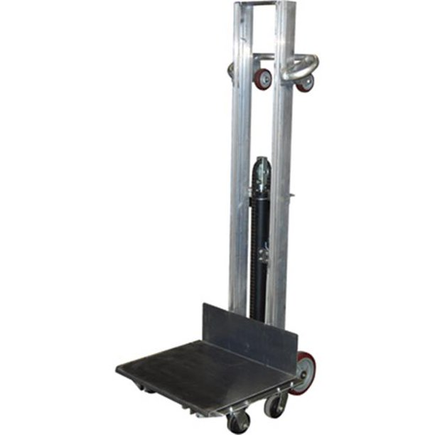 Vestil Aluminum Lite Load Lift Foot Pump 24x20 Allh 2420 4sfl Walmart Com Walmart Com