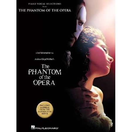 The Phantom of the Opera (Phantom Of The Opera Organ Sheet Music)