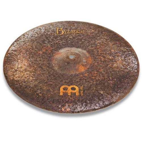 "Meinl Cymbals 17"" Byzance Extra Dry Thin Crash Cymbal"