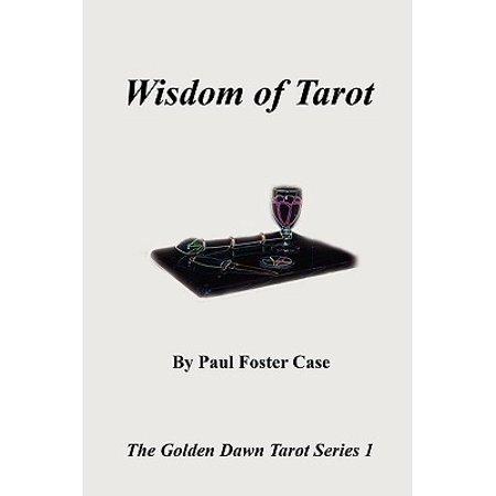 Wisdom of Tarot - The Golden Dawn Tarot Series 1 ()