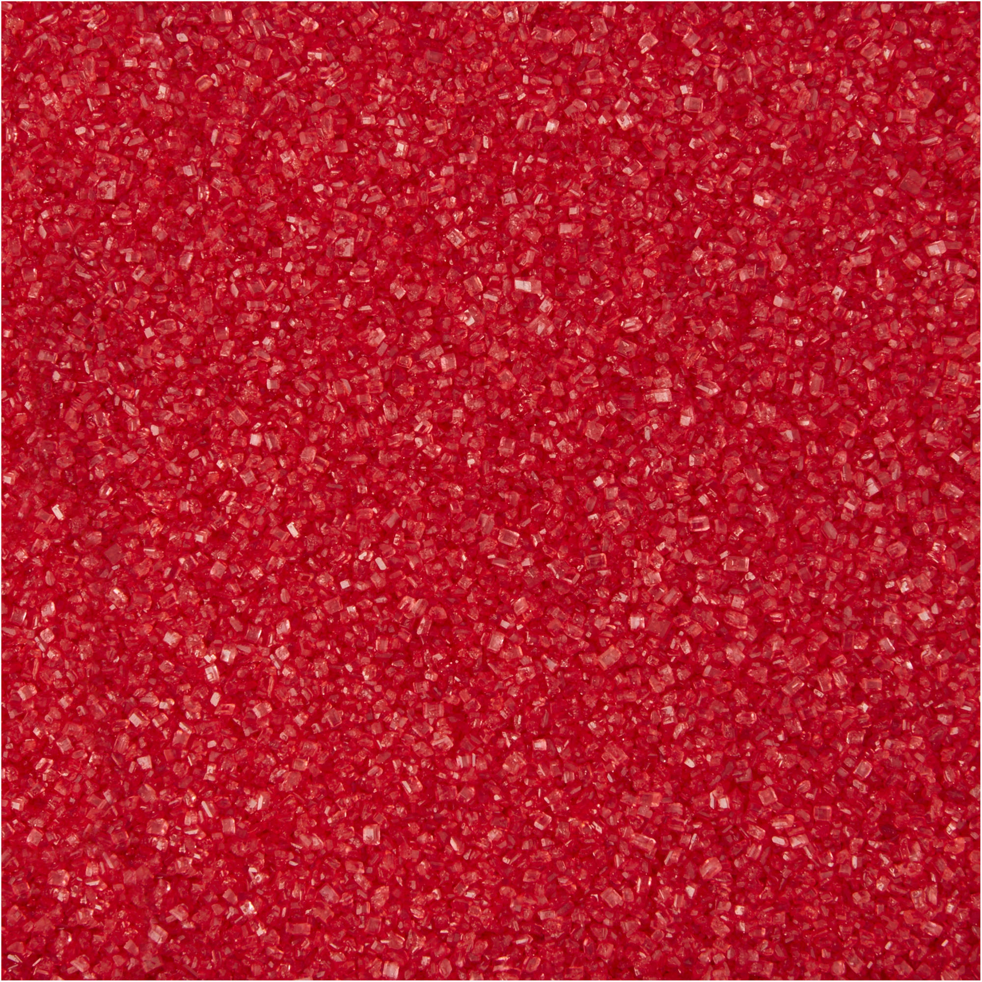 Wilton Short Stack Red Sanding Sugar Sprinkles, 710-9853