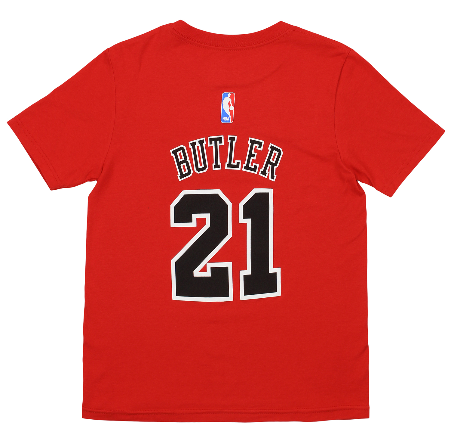 new style e973f d9777 Adidas NBA Youth Chicago Bulls Jimmy Butler #21 Player's Tee Shirt, Red