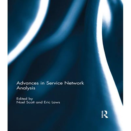 Advances in Service Network Analysis - eBook