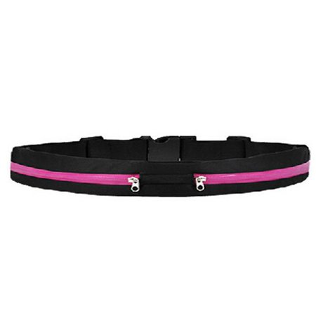 Hiking Belt - Outdoor Sweatproof Waist Pack Belt Fitness Workout Belt for Trail Running or Hiking