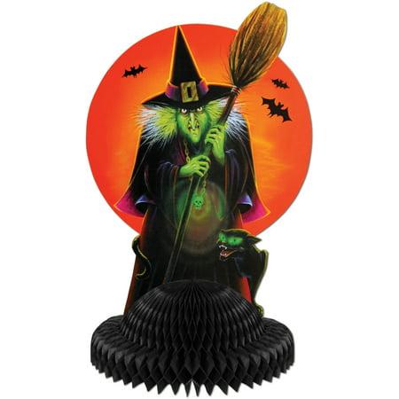 Homemade Halloween Centerpiece Ideas (12