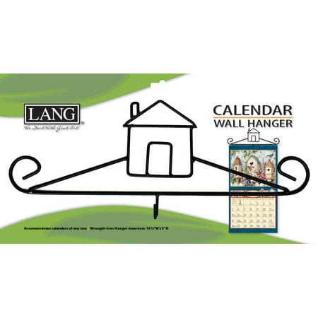 LANG HOME CALENDAR HANGER