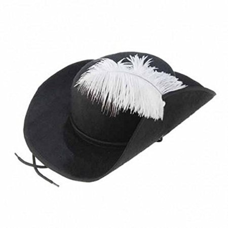 Three Musketeers French Soldier Feathered Hat](Toy Soldier Hats)