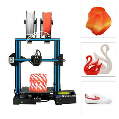 Geeetech A10M 3D Printer DIY Kit Aluminum Profile Quick Assembly 220 *...