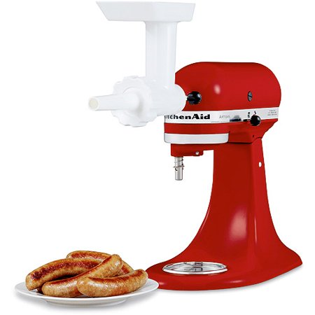 Kitchenaid 174 Sausage Stuffer Kit Walmart Com
