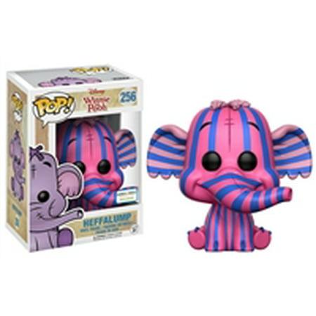 Winnie the Pooh Heffalump w/ Stripes Barnes & Noble Exclusive Funko Pop! Vinyl Figure #256