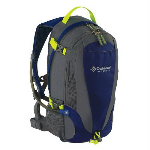 (Price/EACH)Outdoor Products OP-598U-000 Kilometer Hydration Pack, Assorted Colors