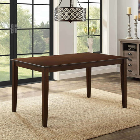 Better Homes and Gardens Bankston Dining Table, Multiple (Carolina Cottage Ivory Dining Table)