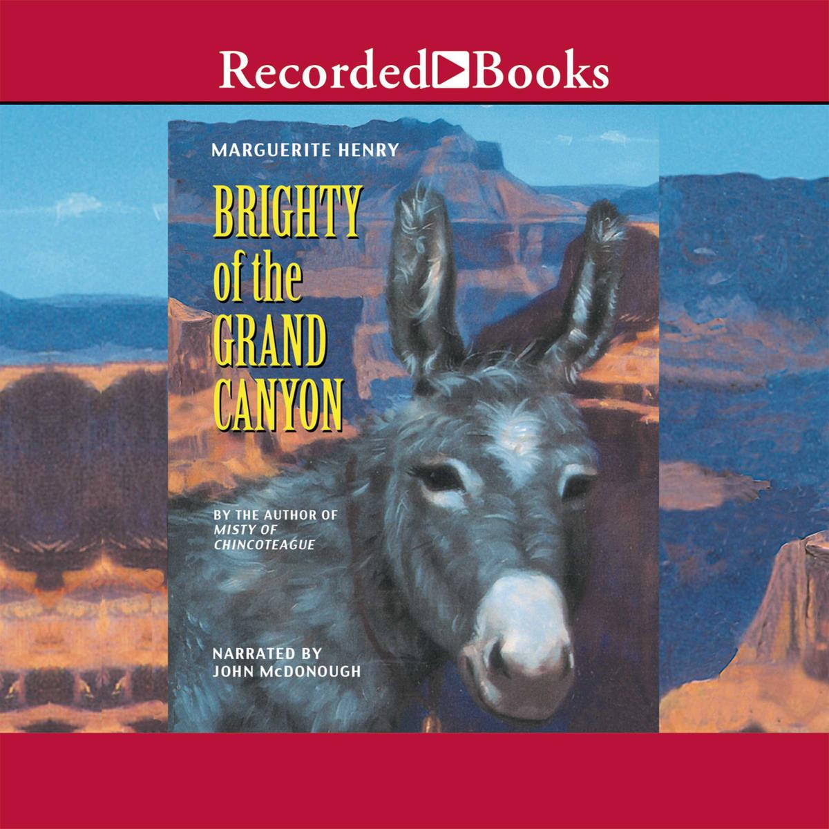 Brighty of the Grand Canyon - Audiobook