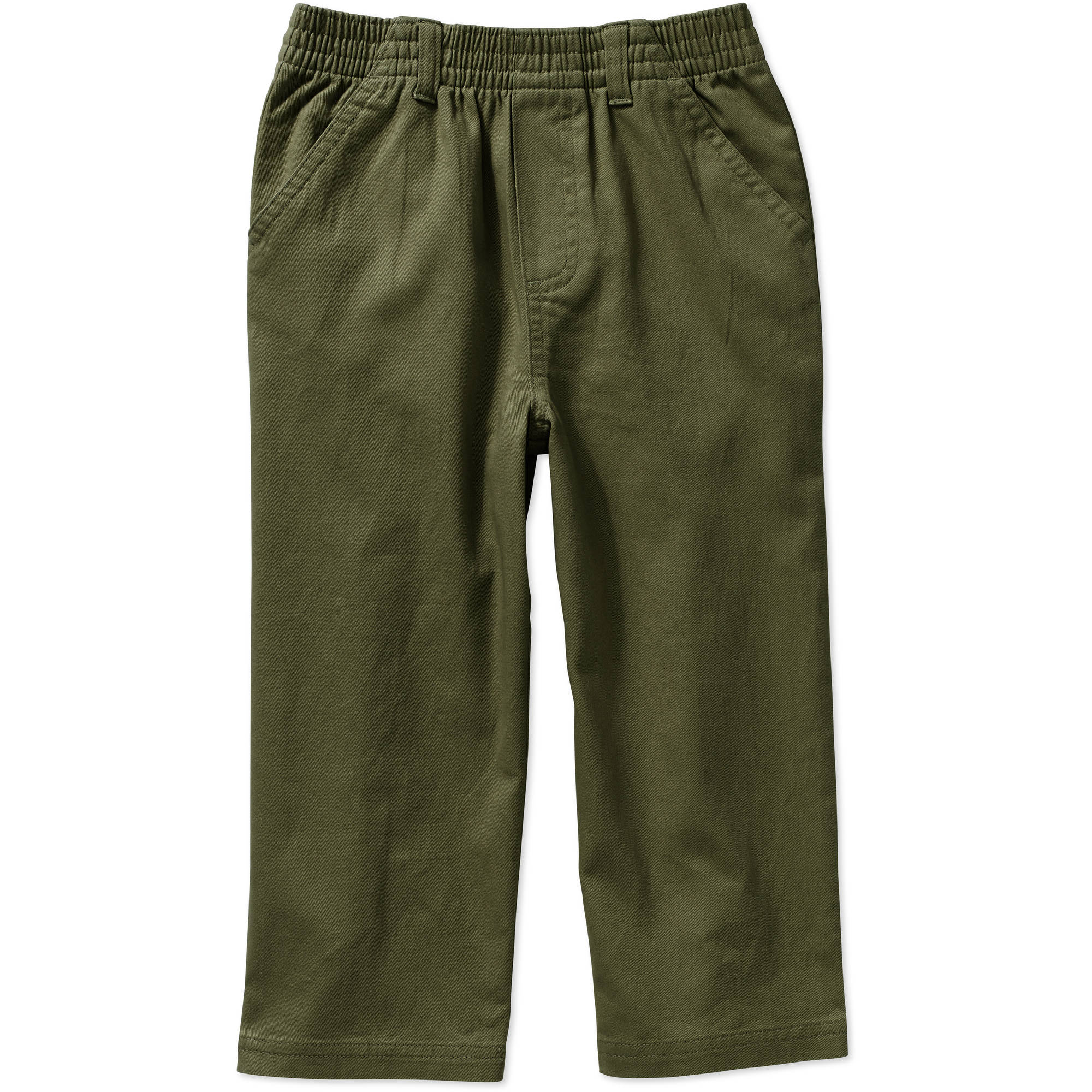 Garanimals Baby Toddler Boys' Solid Twill Pants