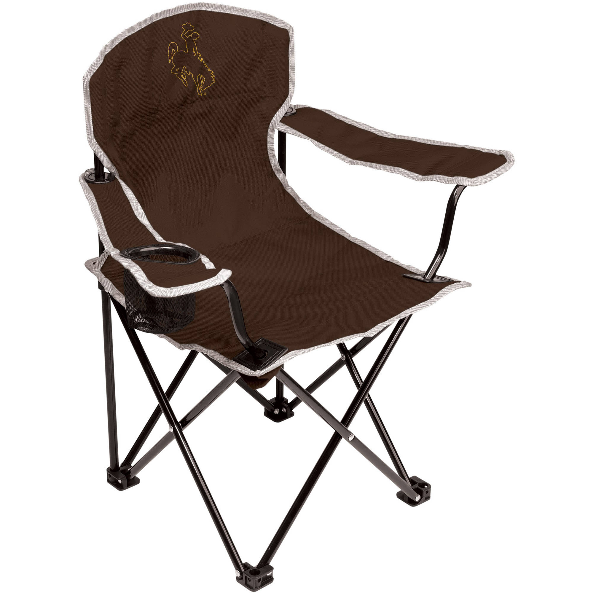 NCAA Wyoming Cowboys Youth Size Tailgate Chair from Coleman by Rawlings