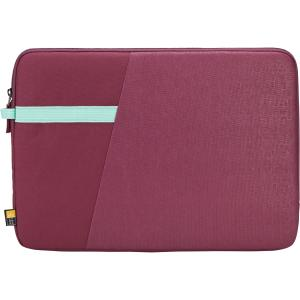 "Case Logic Ibira IBRS-113 Carrying Case (Sleeve) for 13.3"" Tablet - Purple - Polyester - 9.8"" Height x 14.4"" Width x 1.2"" Depth"