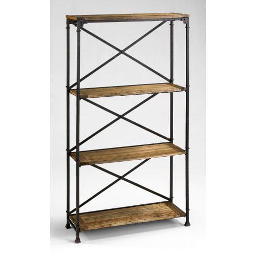 Cyan Design 04541 4 Shelf Monacco Etagere by Cyan Design