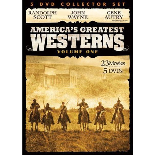Great American Western Collector's Set, Vol. 1