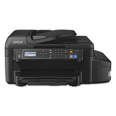 Epson WorkForce ET-4550 EcoTank Wireless Color All-in-One Supertank Printer with Scanner, Copier, Fax, Ethernet, Wi-Fi,... by Epson