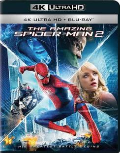 The Amazing Spider-Man 2 (4K Ultra HD)