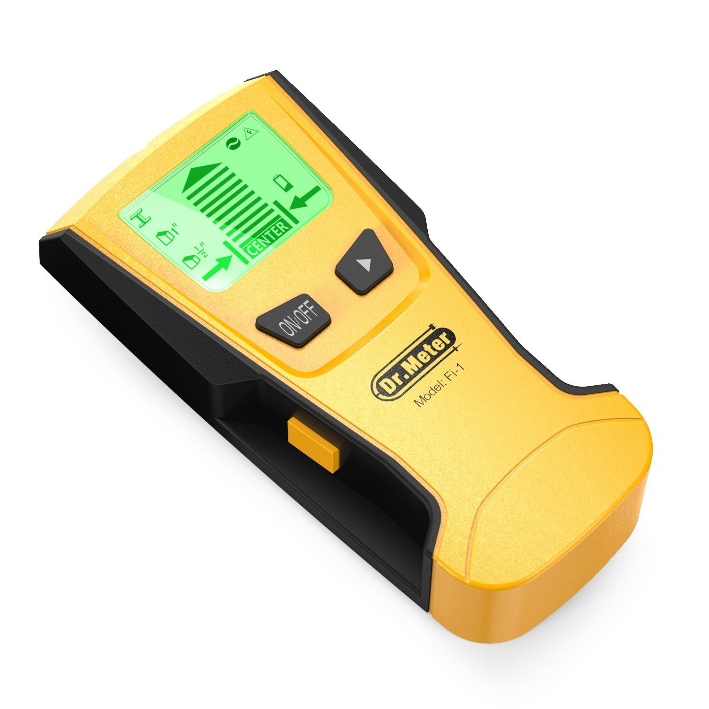 Dr.Meter Backlight Stud Metal AC Wire Scanner Wall Stud Finder Electronic StudSensor,... by Dr.meter