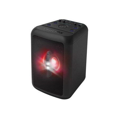 Philips BASS+ NX100 Bluetooth Party Speaker with Single Subwoofer (80W)