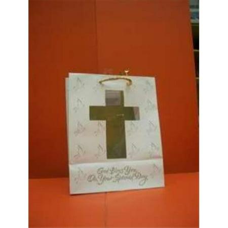 42247 Gift Bag Confirmation Communion Medium for $<!---->