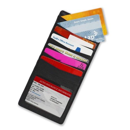 Reward Card Organizer Business ID Holder Case Name Loyalty Credit Card