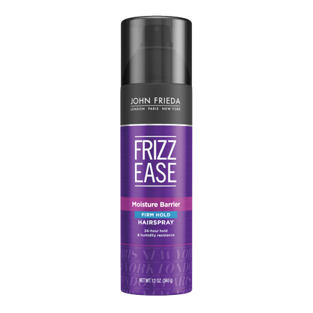 John Frieda Frizz Ease Moisture Barrier Firm Hold Hairspray, 12