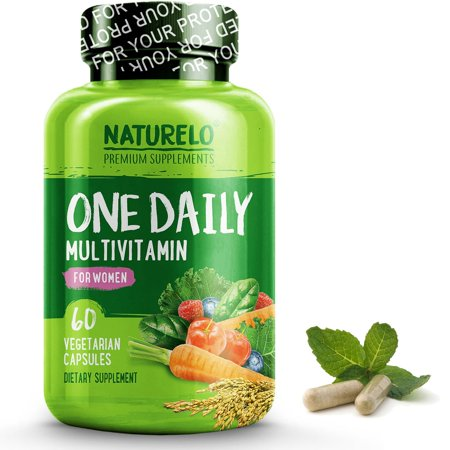 One Daily Multivitamin for Women - 60 Capsules | 2 Month Supply