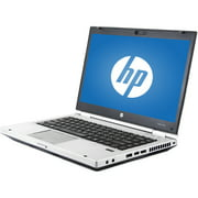 "Refurbished HP 14"" EliteBook 8460P Laptop PC with Intel Core i5 Processor, 4GB Memory, 750GB Hard Drive and Windows 10 Pro"