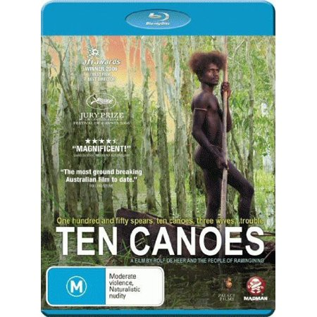 Ten Canoes (Blu-ray)