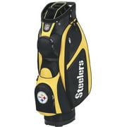 Wilson NFL Cart Bag, Pittsburgh Steelers