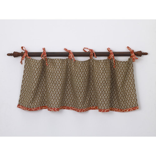 Cotton Tale Peggy Sue 55'' Curtain Valance