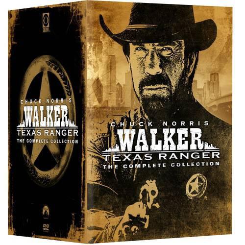Walker, Texas Ranger: The Complete Collection (Widescreen)