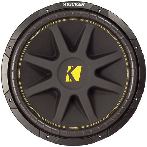 "Kicker Comp 15"" 4-Ohm Subwoofer"
