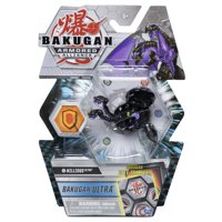 Bakugan Ultra, Nillious, 3-inch Tall Armored Alliance Collectible Action Figure and Trading Card